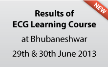ECG Learning Course at Bhuvneshwar