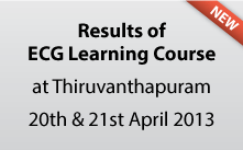 ECG Learning Course at Thiruvanthapuram