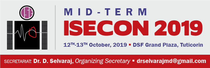 Mid-Term ISECON 2019 Tuticorin